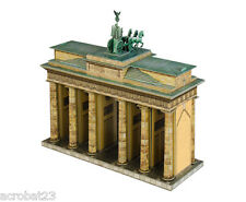Building BRANDENBURG GATE Germany Architecture 3D Puzzle Model Kit Scale 1:160