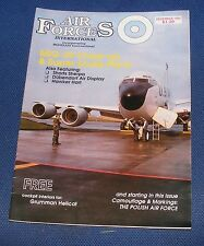 AIR FORCES INTERNATIONAL MAGAZINE DECEMBER 1988 - SHORTS SHERPA