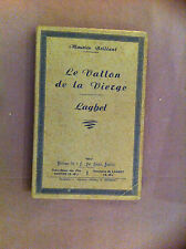 BRILLANT Maurice - Le vallon de la Vierge. Laghet - 1950 -