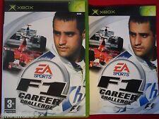 F1 CAREER CHALLENGE XBOX F1 CAREER CHALLENGE XBOX XBOX 360