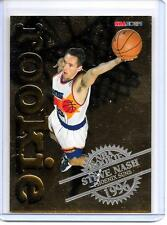 1996-97 NBA Hoops Rookie #21 Steve Nash Phoenix Suns Basketball Card HOF MVP