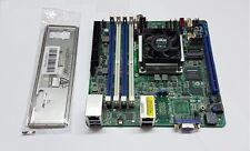 Asrock Server Board Intel Xeon D 1520 D1520D4I mITX 6x SATA 6G 2xLAN M2 ITX