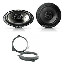 Seat Ibiza 2002-2008 Pioneer 17cm Rear Door Speaker Upgrade Kit 240W
