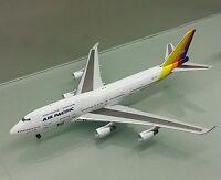 Witty Wings 1/400 Air Pacific Fiji Boeing 747-400 DQ-FJL die cast metal model