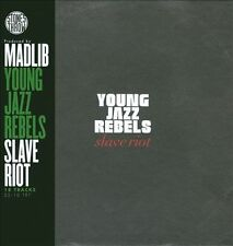 Slave Riot by Young Jazz Rebels (CD, Apr-2010, Stones Throw) NEW