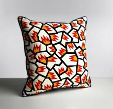 Wrong For Hay Nathalie Du Pasquier Grey Matter Cushion/pillow/Cover/sham Memory