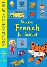 Sticker French for School (Help for Homework),GOOD Boo