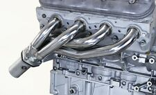 Stainless LS swap headers with collectors and O2 bungs Camaro, Chevelle, Truck