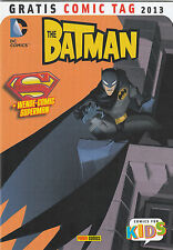 Batman/Superman Adventures-Gratis Comic día 2013-Panini-Top