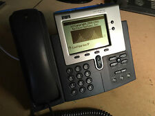 CISCO cp-7940g IP Phone Telefono Voip Display LCD Ethernet Ricevitore UNIFICATO
