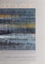 Arte Indigena dall'Australia gruppo artistico del fiume Lochart