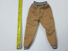 "1/6 Scale Hot Brown Casual Pants For 12"" Action Figure Dolls Toys"
