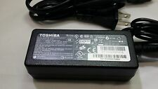 Original Genuine AC Adapter Charger for Toshiba  PA3822U-1ACA Satellite Laptop