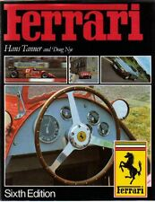 Ferrari superb comprehensive book by Hans Tanner & Doug Nye 6th Ed. 1984