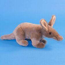 26cm Aardvark Soft Toy by Dowman - Plush Cuddly Stuffed Toy