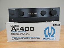 Pioneer A-400 Phono Integrated Stereo Amplifier