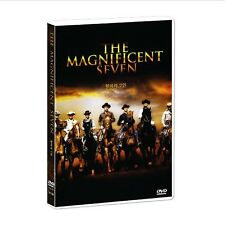 The Magnificent Seven (1960) DVD - Yul Brynner (New & Sealed)