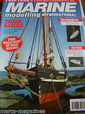 MODEL BOATS MARINE MODELLING INTERNATIONAL OCTOBER 2014 WELFREIGHTER  SUB PLANS