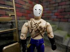 GI JOE ~ 1993 VEGA  ~ Street Fighter ~ 100% COMPLETE