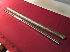 NOS 68-72 CHEVROLET CHEVELLE STATION WAGON UPPER REAR WINDOW MOULDING 7725782 GM