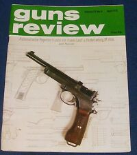 GUNS REVIEW MAGAZINE APRIL 1979 - THE WALTHER P38 PART 3
