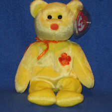 TY BUNGA RAYA the BEAR BEANIE BABY - MINT with MINT TAGS