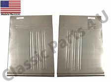 1955 1956 1957 PONTIAC  FRONT FLOOR PANS   NEW PAIR!!  FREE SHIPPING!!