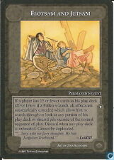 Middle-Earth CCG MECCG TWH The White Hand Flotsam And Jetsam