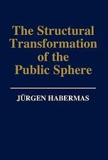 Structural Transformation of the Public Sphere : Inquiry into a Category of...