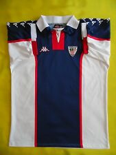 4.5/5 ATHLETIC BILBAO 1998/1999 ORIGINAL FOOTBALL SHIRT JERSEY MAGLIA era Alkiza