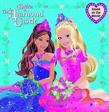 Barbie & the Diamond Castle  : A Storybook by Mary Man-Kong (Paperback /...