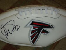 Arthur Blank Owner Atlanta Falcons Signed Logo Football COA