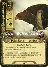 Lord of the Rings LCG  - 1x Descendant of Thorondor  #075 - Hills of Emyn Muil