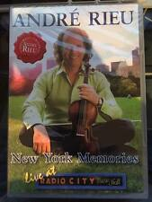 Andre Rieu - Radio City Music Hall Live in New York Memories (DVD, 2011)