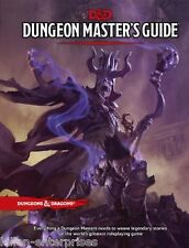 Dungeon Master's Guide (D&D Core Rulebook) Dungeons & Dragons Hardcover