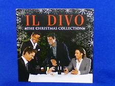 IL DIVO THE CHRISTMAS COLLECTION – AUSTRALIAN CD NM