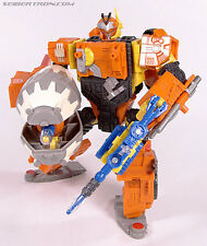 Transformers Cybertron Quickmix (AOE Convoy Galaxy Force Masterpiece Prime RID)