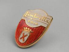 Spanish EIBAR Lambretta LD 125 150 Legshield Badge
