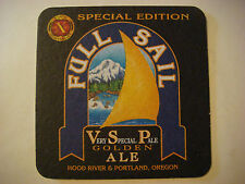 Beer Coaster    FULL SAIL Brewing Co VSP = Very Special Pale Golden Ale ~ OREGON