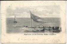 CP Belgique - Heyst-sur-Mer - Le San Francisco - Bâteau d'Excursion