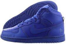 BIG NIKE HIGH SNEAKERS 336608 440 MEN'S SIZE 12 GAME ROYAL SHOES