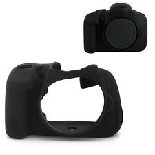 Soft Rubber Silicone Camera Protective Skin Cover Case For Canon 600D/650/700D