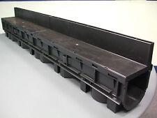 Drenaje de tormenta además de canal de ranura de ladrillo de PVC - 8 X 1m longitudes