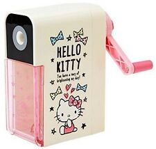 Hello Kitty Manual Table Top Pencil Sharpener: Ribbon