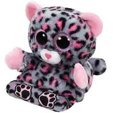 Ty Peek-A-Boos Trixi The Leopard Plush ~ Holds Your Phone + Clean Your Screen