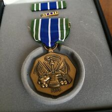 U.S Military Bronze Medal For Military Achievement in Presentation Hard Case