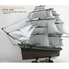 Cutty Sark model kit Clipper Ship Set Hapdong 1/160 scale
