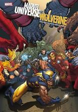 Marvel Universe vs. Wolverine by Maberry, Jonathan