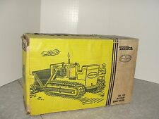 VIntage 1967 Mighty Tonka Military Giant Bulldozer No. 537 BOX ONLY