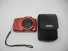 CANON PC1677 POWER SHOT SX150IS AUTOMATIC DIGITAL CAMERA 12XOZ 14.1MP .HD